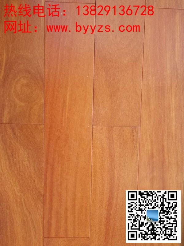 锁扣地板的介绍的图片