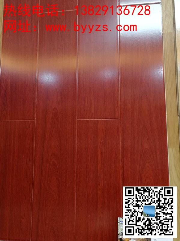锁扣地板_经销_性能非凡_供应商_批发商_百钰雅装饰工程图片