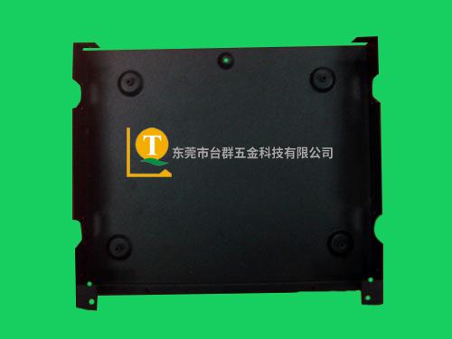 电子五金多型腔模具件_碳钢板_喷漆_增透镜_台群五金生化仪器图片