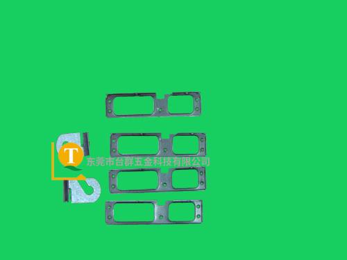 碳钢板五金模具_台群五金_美容仪器五金模具_级进模/连续模五金模具生物识别设备图片