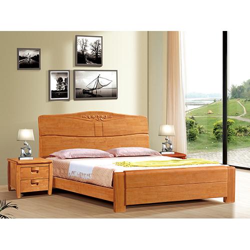 板木床批发__颜色|红棕色 楜桃色 象牙白