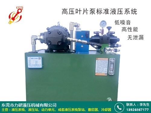 液压系统的图片