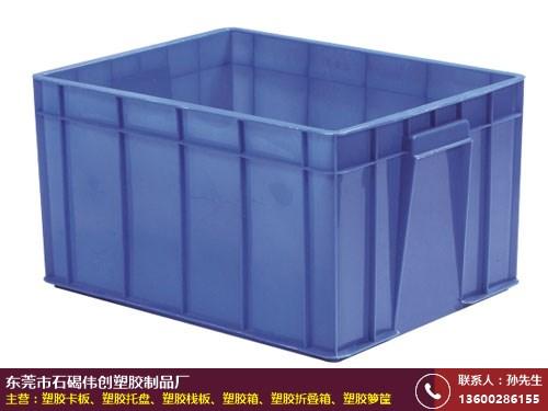 绍兴循环利用塑胶箱怎样做的图片