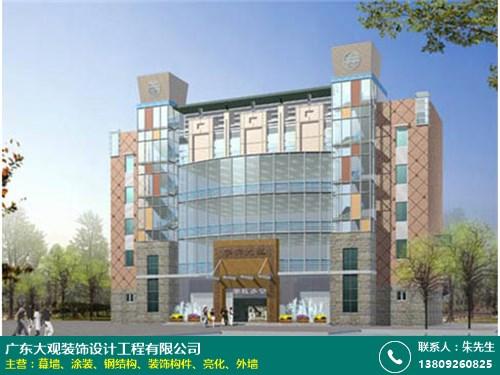 韶关工业园区外墙设计的图片