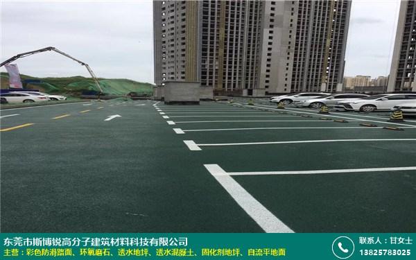潮州天然透水地坪的图片