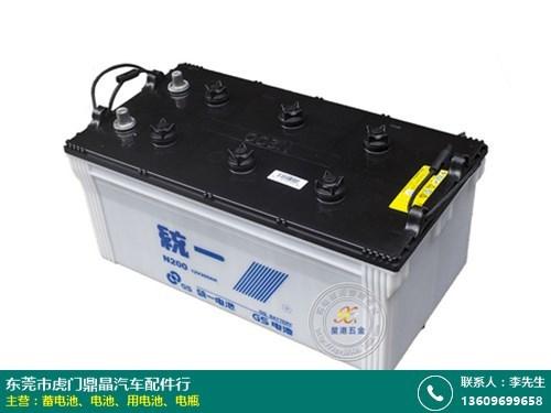 麻涌高尔夫球车电瓶供应商 工程车 后备电源 特殊 鼎鑫电池行