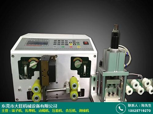 黑龙江全自动同轴剥线机厂商的图片