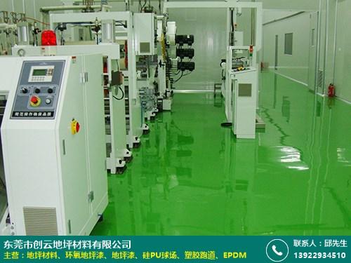 深圳停车场地坪材料销售的图片