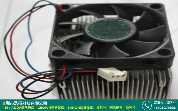 深圳半导体散热片哪家好的图片