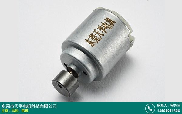 东莞圆形电机生产厂家的图片