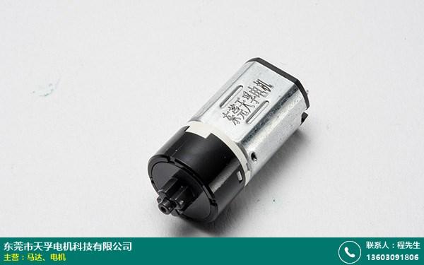 龙岗小电流马达定制的图片