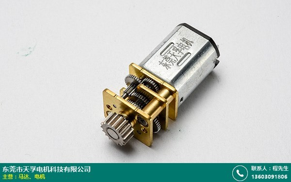 深圳电动玩具减速马达批发商的图片