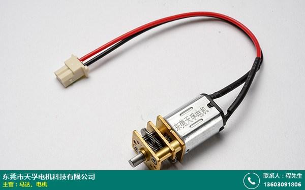 中山6V马达的图片