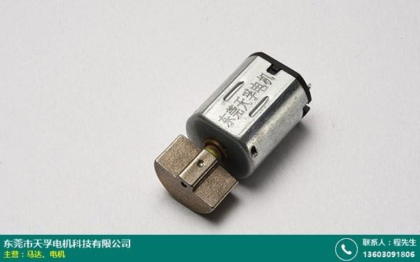 温州内置振动马达供应的图片