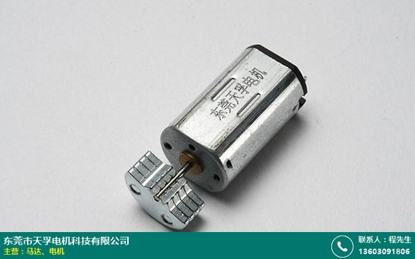 宁波小电流马达生产厂家的图片