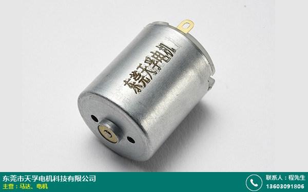 苏州小电流马达厂家批发的图片
