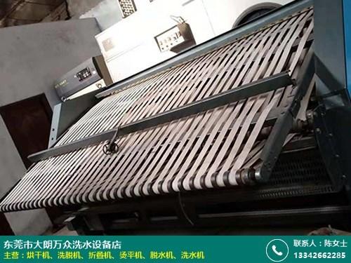 佛山床单折叠机厂家的图片