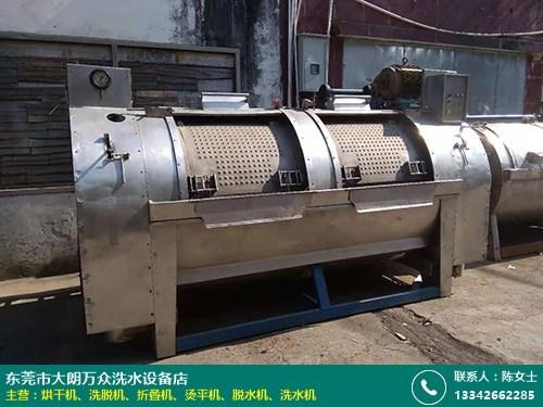 珠海毛织洗水机报价的图片