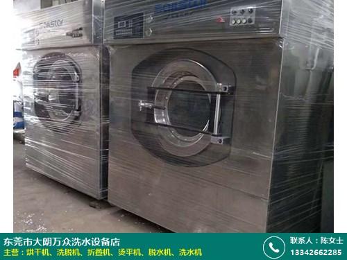 东莞自动洗脱机批发的图片