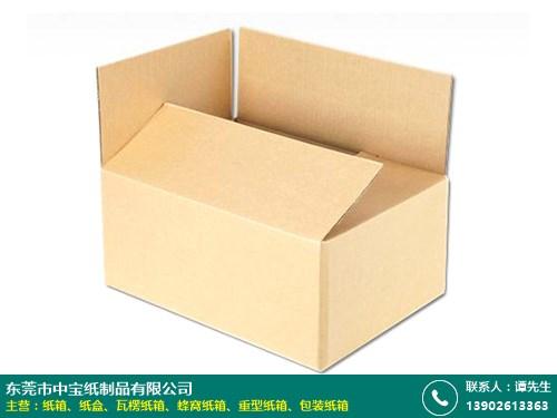 包装纸箱定制厂家