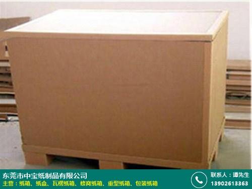 重型纸箱的图片
