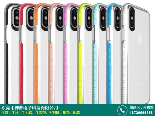多色手机套厂家定制的图片