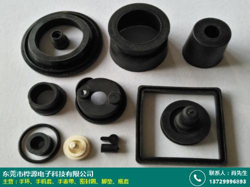 内江硅胶密封圈的图片
