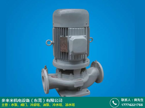 小区水泵结构图