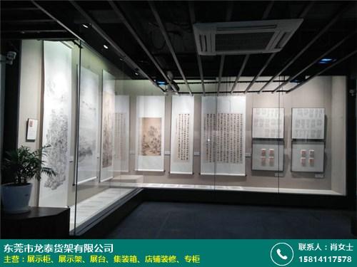 广州服装展台的图片