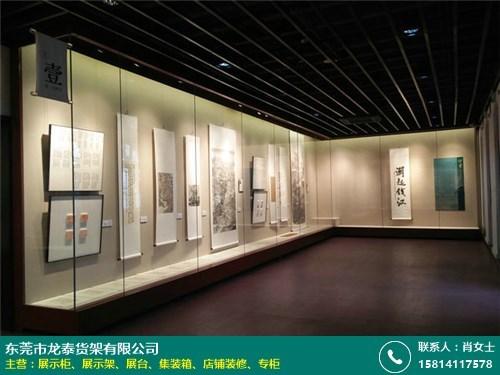 合肥博物馆展台设计的图片