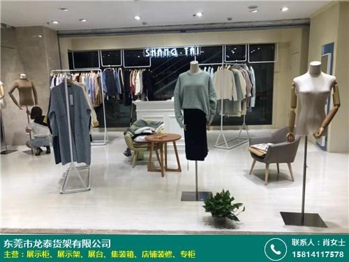 惠州服装展台厂家直销的图片