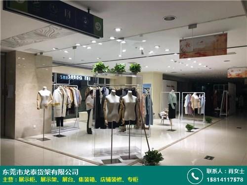 武汉服装展台厂家直销的图片