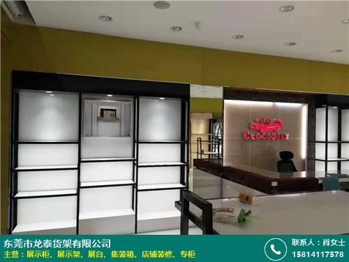 上海服装展台厂家直销的图片