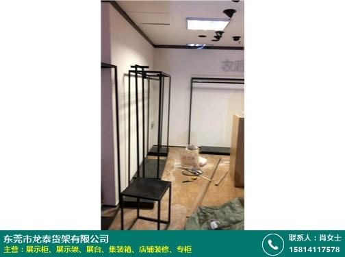 浙江不锈钢展示架效果图的图片
