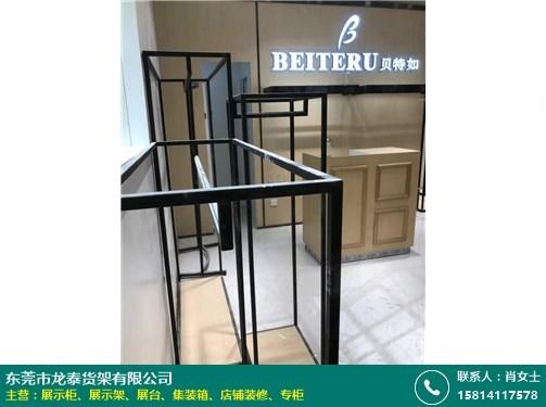 福建不锈钢展示架定制的图片