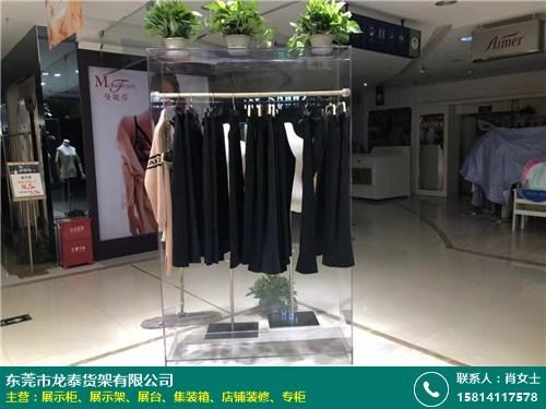 江西服装展示架厂家直销的图片