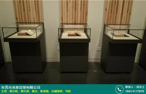 杭州珠宝展示柜生产厂的图片