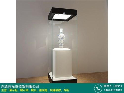 云南饰品展示柜加工的图片