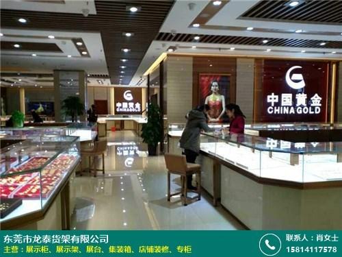 河南饰品展示柜设计公司的图片