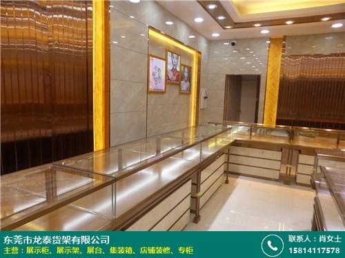 温州珠宝店铺装修方案的图片