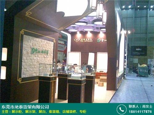 杭州珠宝店铺装修地板的图片