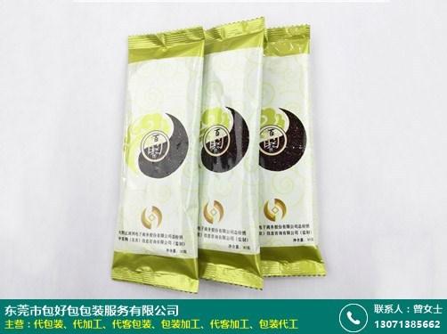 红糖姜茶固体饮料代包装的图片