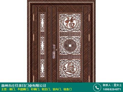 彩钢门的图片