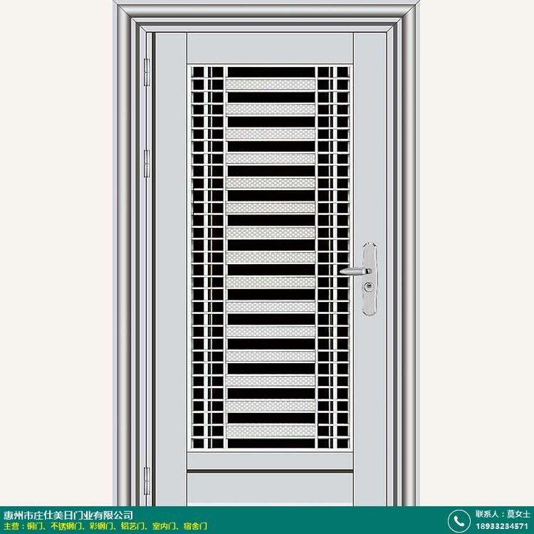 不锈钢门的图片