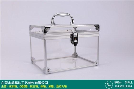 廣州雙開亞克力箱出口的圖片