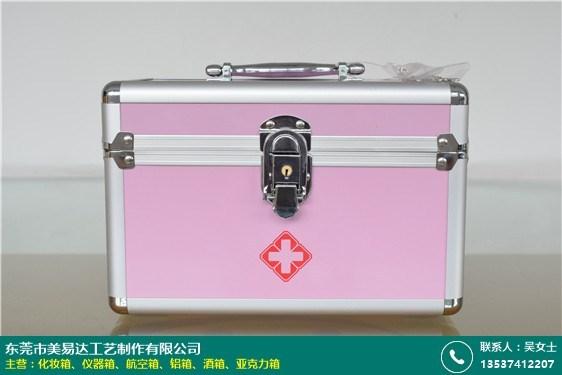 鋁合金航空儀器箱的圖片