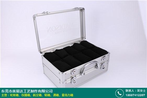 防銹金屬儀器箱的圖片