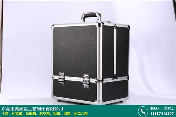 北京铝合金酒箱出口的图片