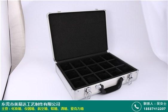 东城手提铝箱订制的图片