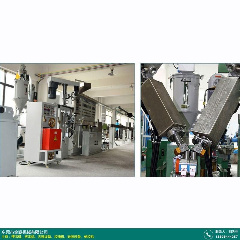 PVC套管押出机公司的图片